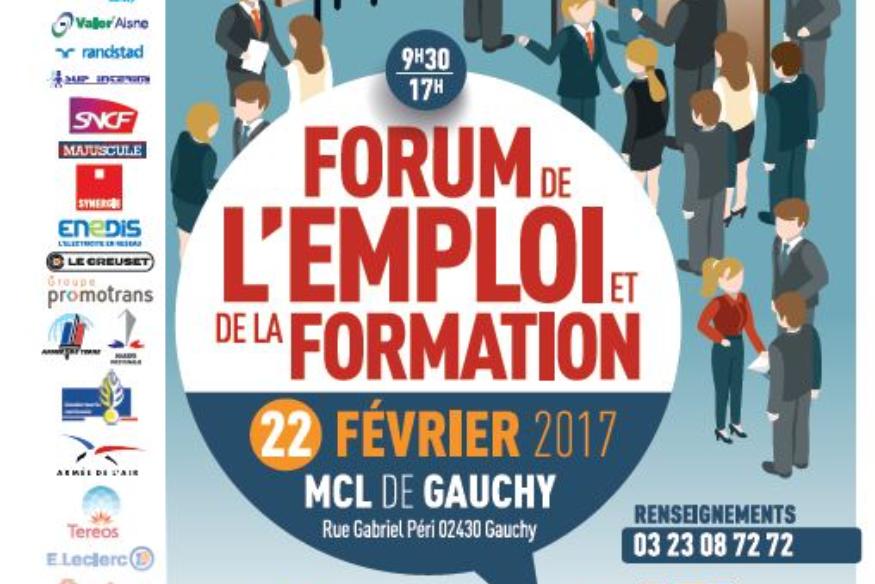 Actualit s goboulot for Maison de l emploi saint quentin
